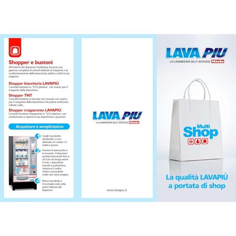 Folder informativo Dispenser
